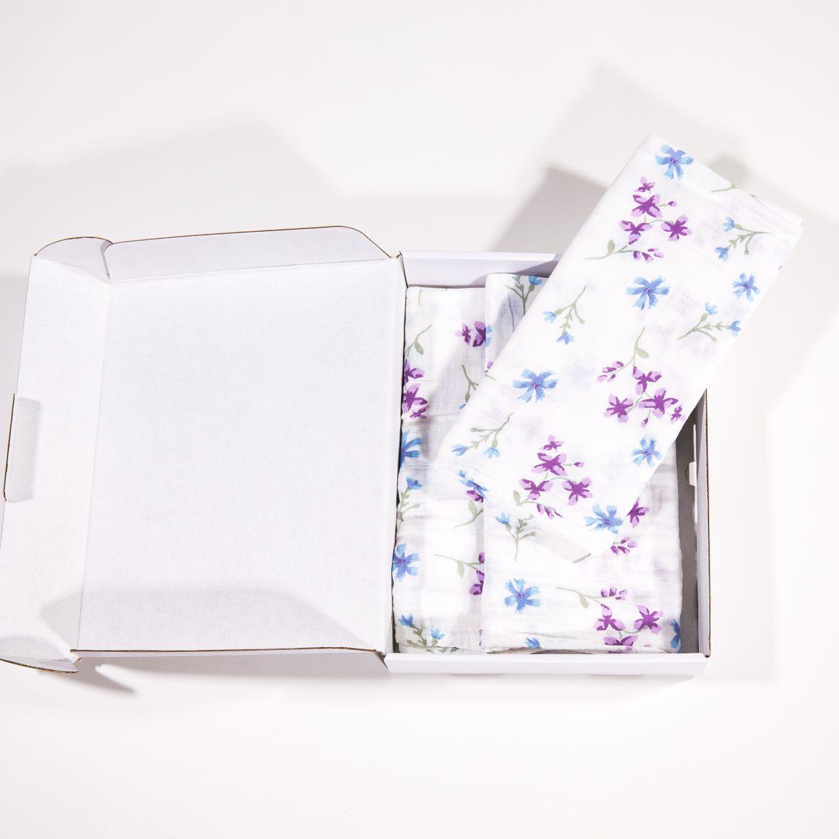 Muslin Cloth Flowers