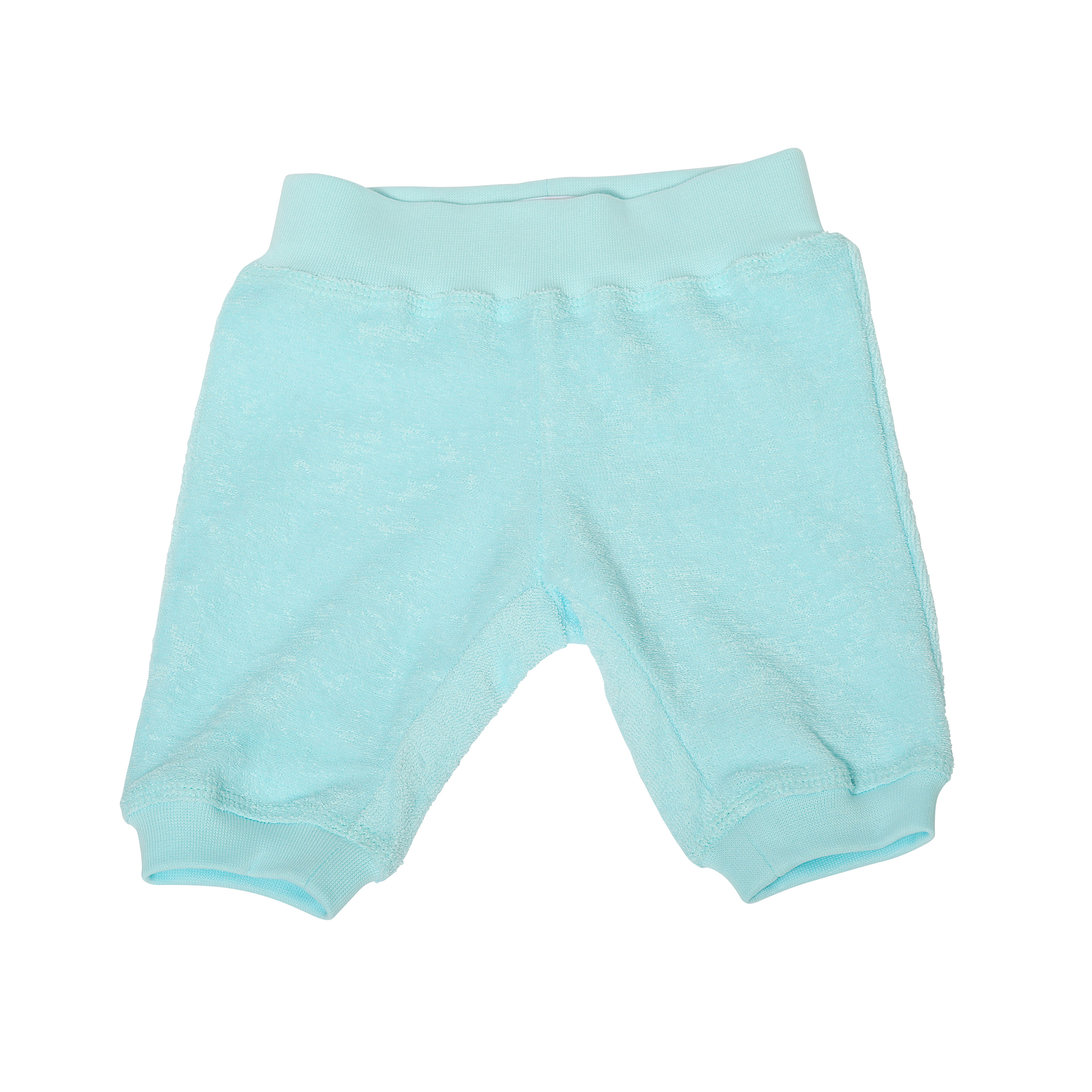 Baby Organic Cotton Pants Turquoise
