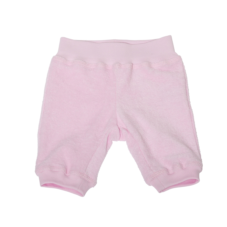 Baby Organic Cotton Pants Pink