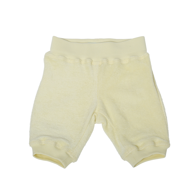 Baby Organic Cotton Pants Yellow