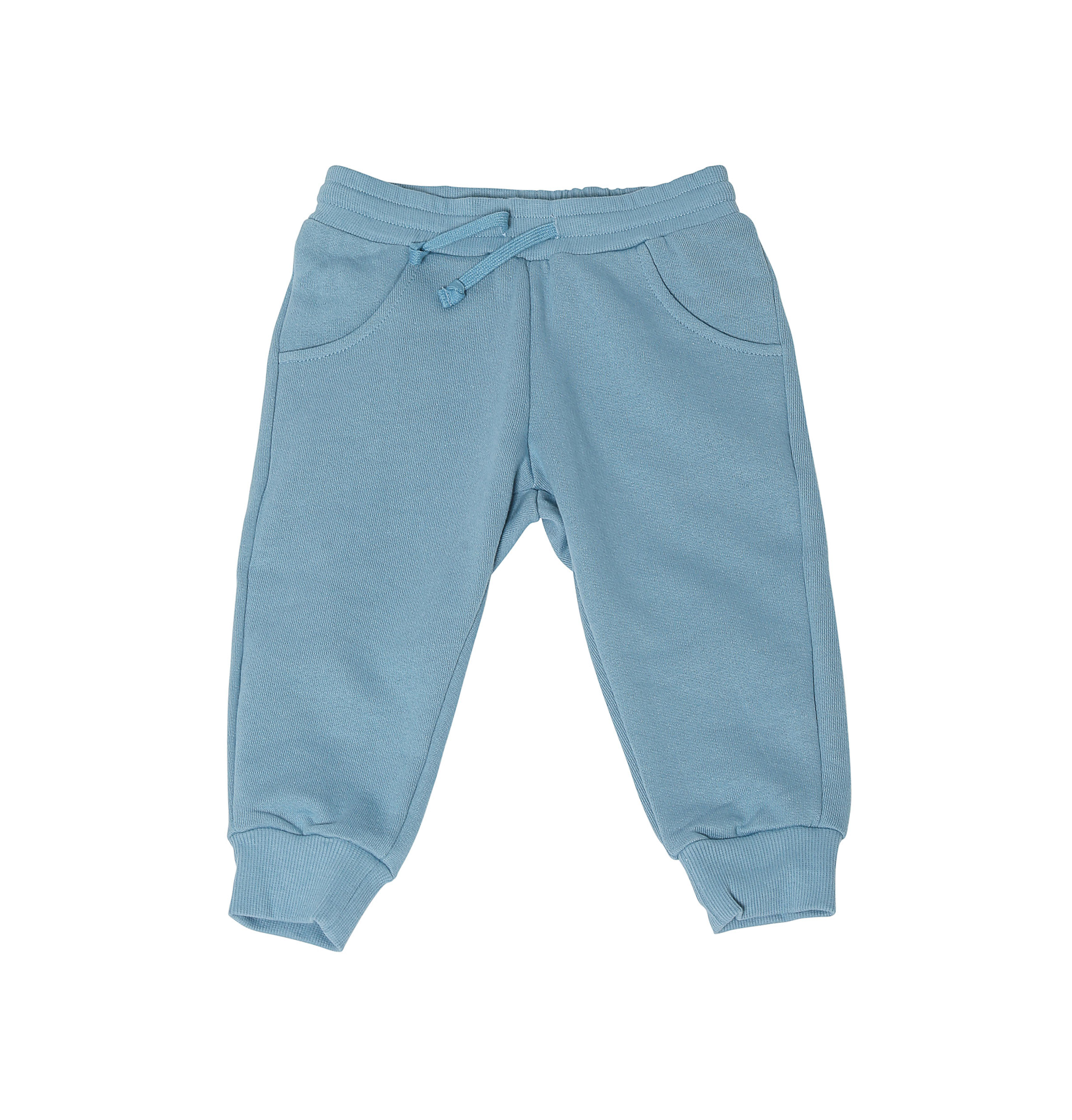 Mikijs Pants Organic Cotton Blue 2