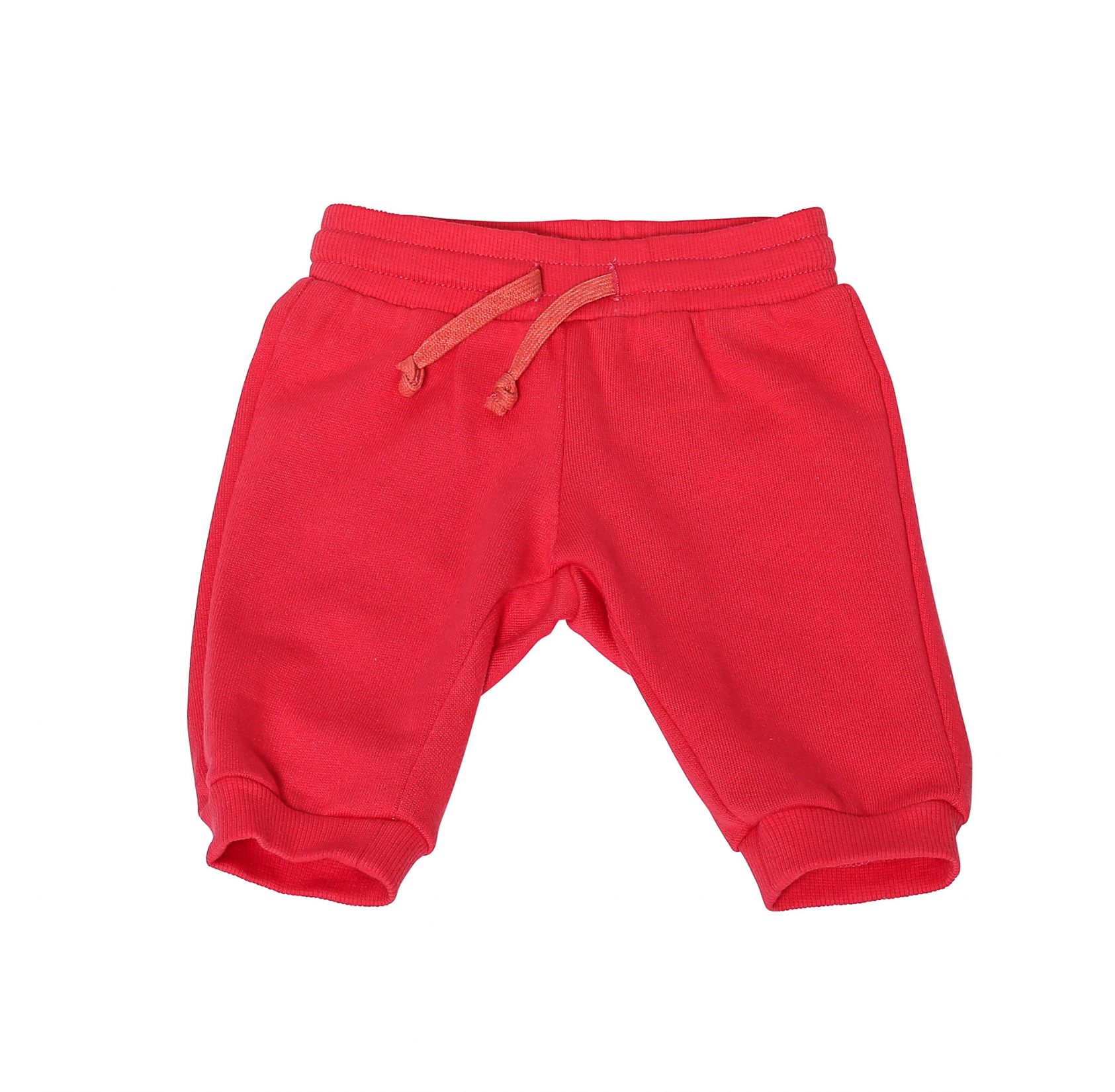 Mikijs Pants Organic Cotton Red