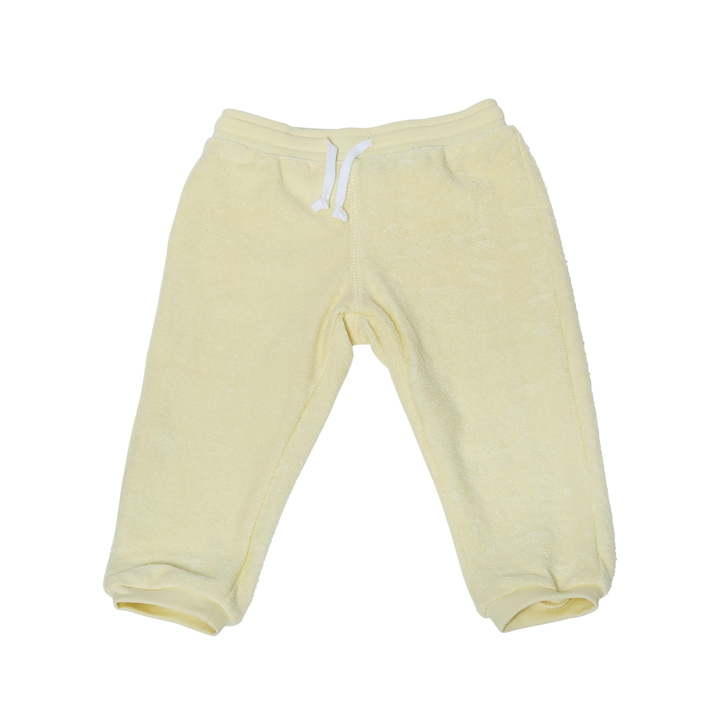 Baby Jumpsuit Pants Yellow