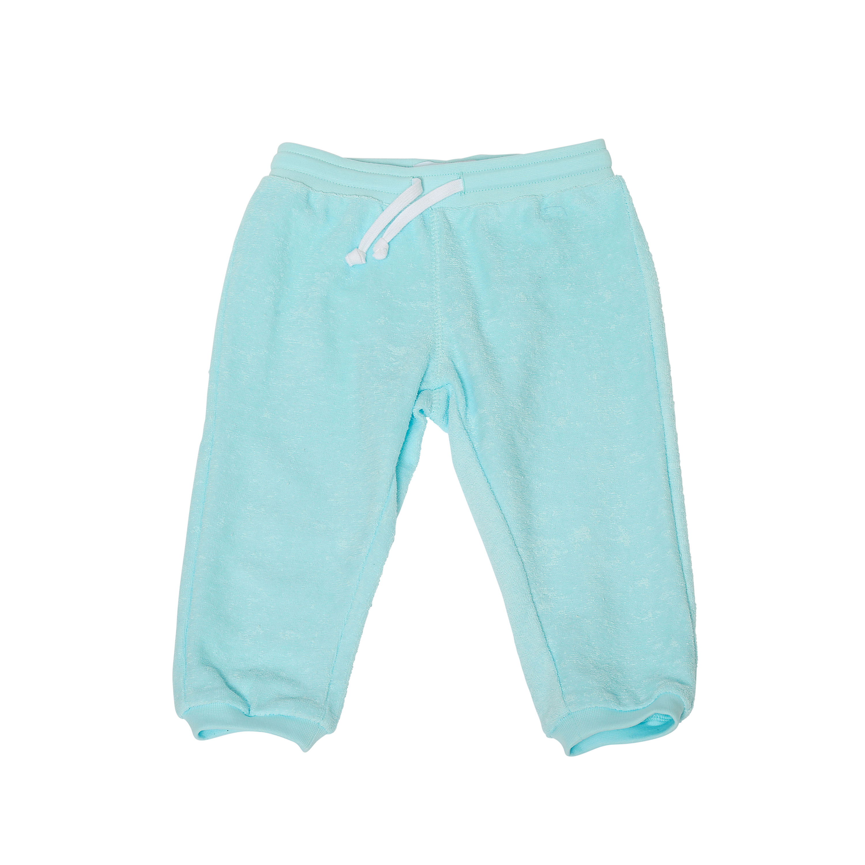 Baby Jumpsuit Pants Turquoise