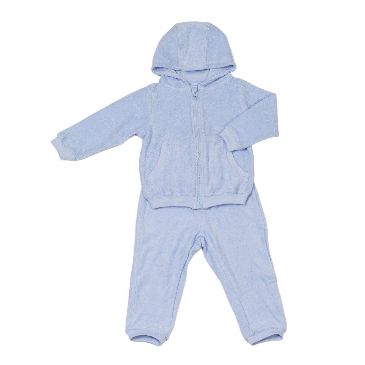 Baby Sweatsuit Blue
