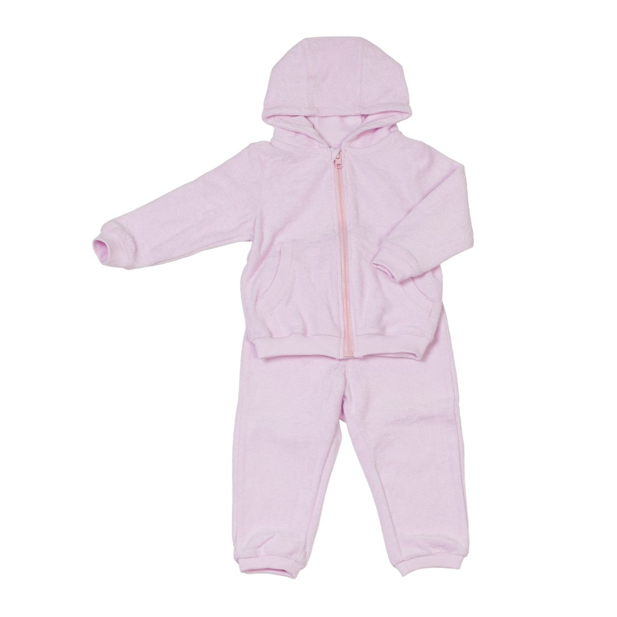 Baby Sweatsuit Pink